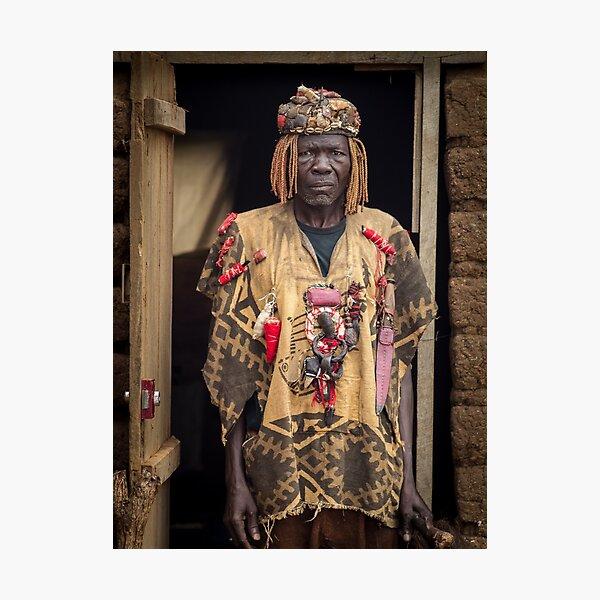Adama Woni Photographic Print