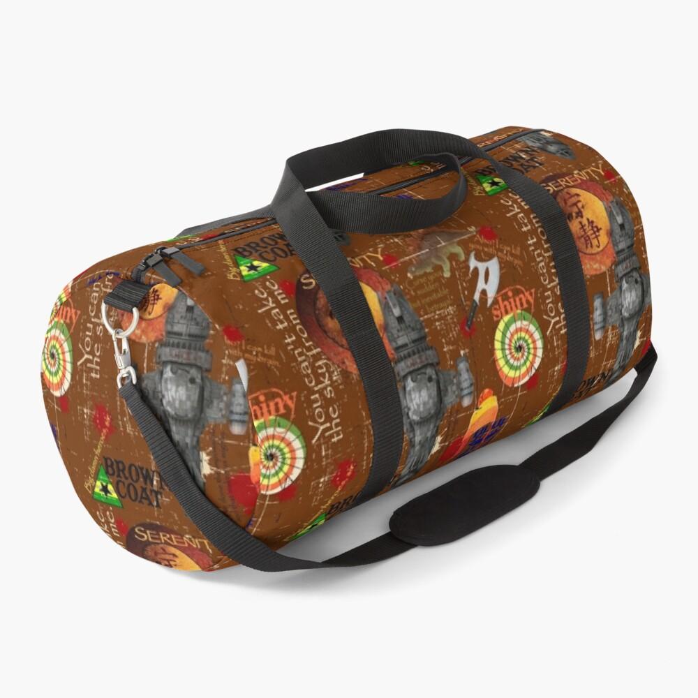 Big Damn Heroes Duffle Bag