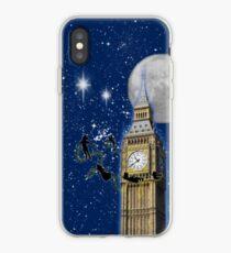 Vinilo o funda para iPhone Peter Pan - Sígueme a Neverland