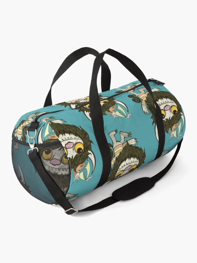 Alternate view of An Ode To Wild Things Duffle Bag