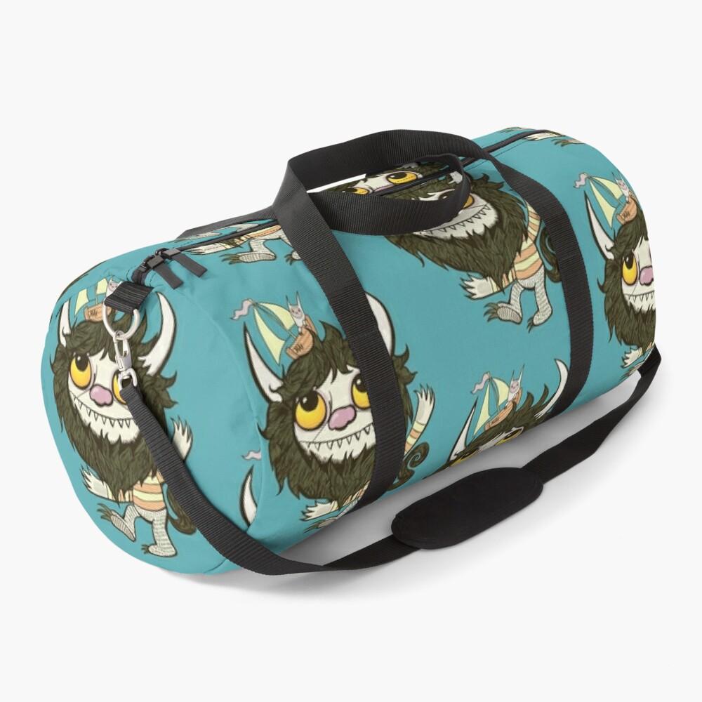 An Ode To Wild Things Duffle Bag