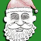The American Santa - Santa George by Dave-id