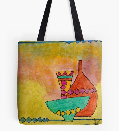 Summer Decor Still Life -WIP Tote Bag