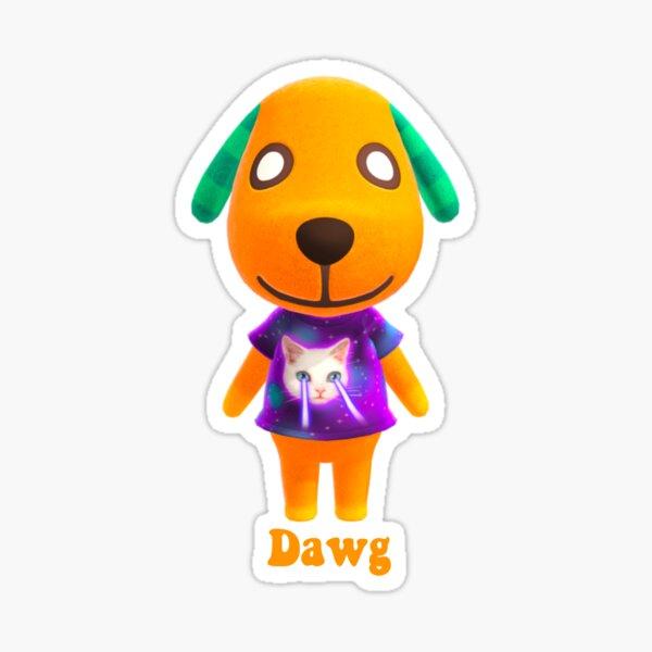 Animal Crossing Biskit Gifts Merchandise Redbubble