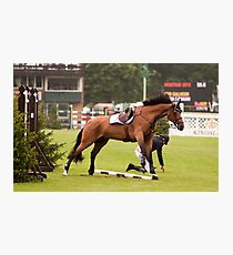 When good jumps go BAD! 7/8 Photographic Print