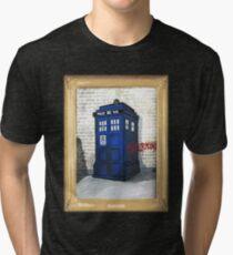Dalek Gettin Up Tri-blend T-Shirt