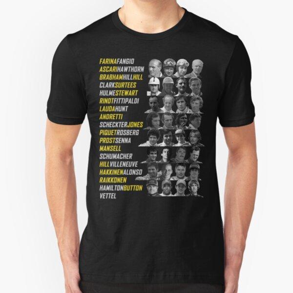 F1 Champions Slim Fit T-Shirt