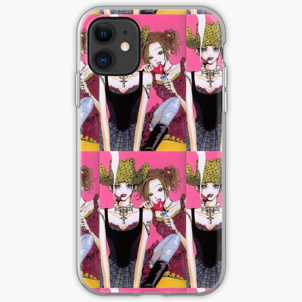 Nana (Hachiko x Nana) Ai Yazawa iPhone Soft Case