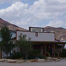 Lajitas General Store - US-Mexico Border - Rio Grande - Lajitas - West Texas by seymourpics
