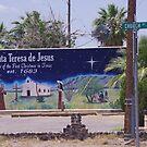 Christmas on the Border at Presidio - US-Mexico Border - Rio Grande - Lajitas - West Texas by seymourpics