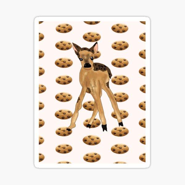 Cookie Doe Sticker