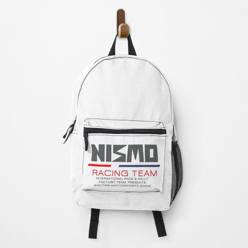 Nismo Racing Team Backpack