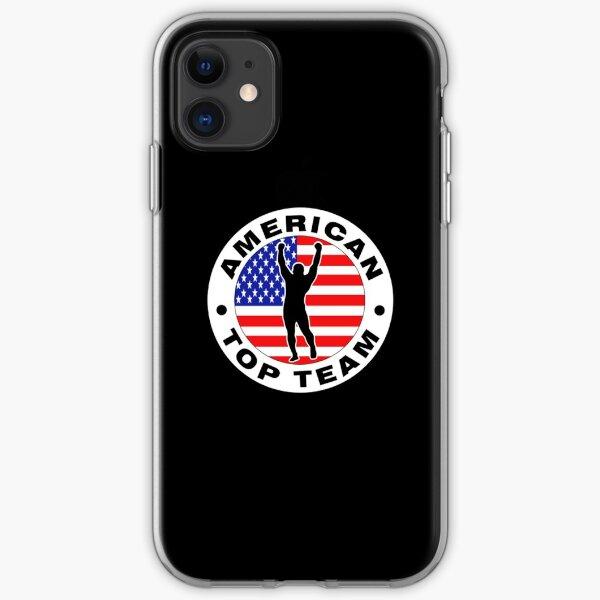 American top team jiu jitsu iPhone Soft Case