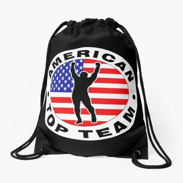 American top team jiu jitsu Drawstring Bag