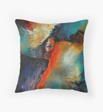 Renaître, featured in Painters Universe Throw Pillow