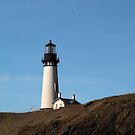 Yaquina View Lighthouse by Annie Underwood