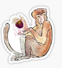 Fig Boy Sticker