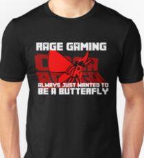 Butterfly Ooga Booga Unisex T-Shirt