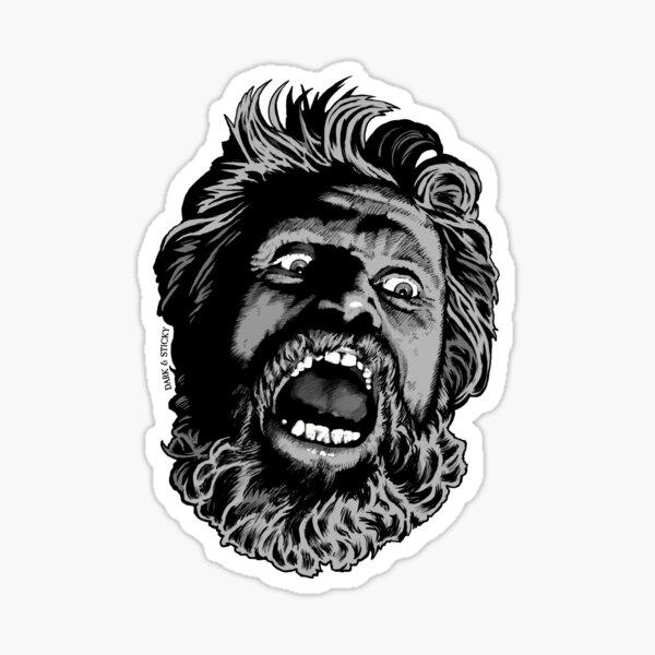 The Lighthouse - Thomas Wake Sticker