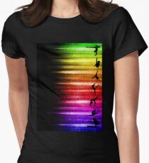 GYMNASTICS Women's Fitted T-Shirt
