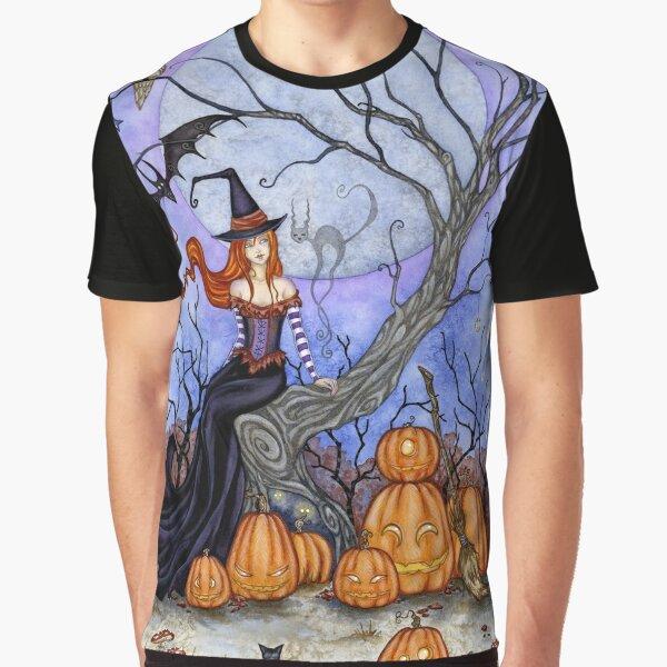 The Halloween Tree Graphic T-Shirt