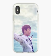 butterfly jungkook iPhone Case