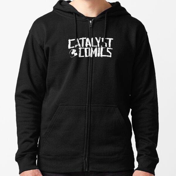 Catalyst Comics Studio - Grunge Zipped Hoodie