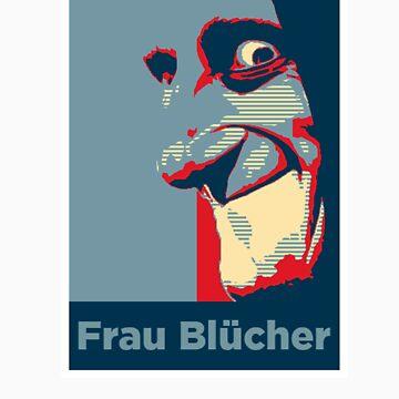 Frau Blucher! by IsThisArtYet