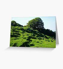 Torr Head Ireland  Greeting Card