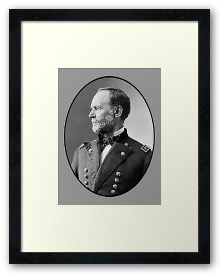 William Tecumseh Sherman by warishellstore