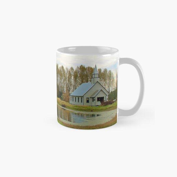 Hope Valley Church and Lake Classic Mug