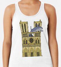 Buckel von Notre Dame Tanktop für Frauen