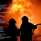 Fireman's Prayer by Luke Griffin