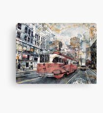 A Streetcar Named Desire Canvas Print