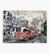 A Streetcar Named Desire Photographic Print