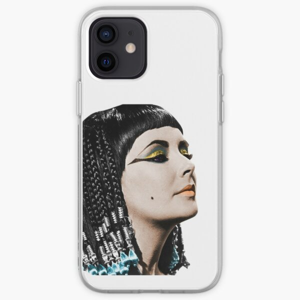 Cleopatra Recolor iPhone Soft Case