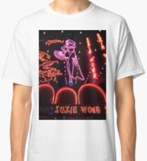 Suzie Wong's bar on Soi Cowboy (vertical) Classic T-Shirt