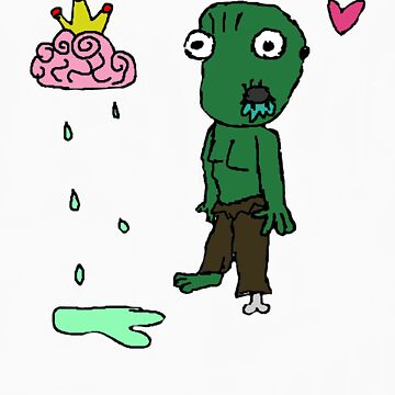 Zombie Romance by GIA by GIA5