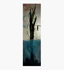 Beanstalk New Media Painting Photographic Print