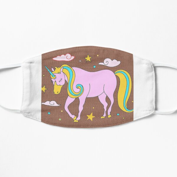 FACE MASK SLEEPY UNICORN Mask
