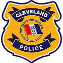 Cleveland Blue Lives Mater In Ohio Police Badge Sticker Sticker By Funtimesyo Redbubble