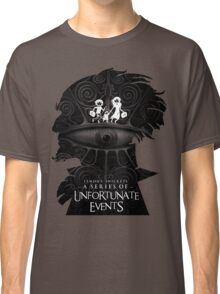 A Series of Unfortunate Events Classic T-Shirt