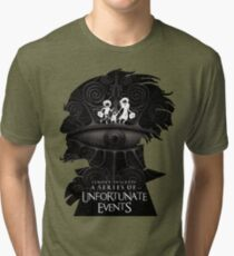 A Series of Unfortunate Events Tri-blend T-Shirt