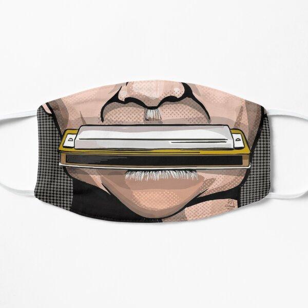 Harp Player Flat Mask