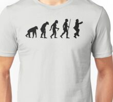 Evolution of Man - Gangnam Style Unisex T-Shirt