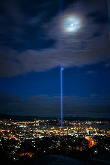 Spectra, Hobart, Tasmania #2 by Chris Cobern