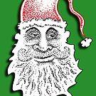 The American Santa - Santa Fred by Dave-id