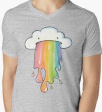 Cloud Vomit Men's V-Neck T-Shirt