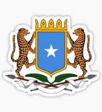 Coat of Arms of Somalia  Sticker