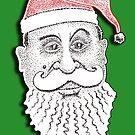 The American Santa - Santa Kyle by Dave-id